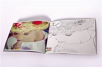 Personalized Drawings Book