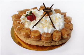 Saint Honore Galette
