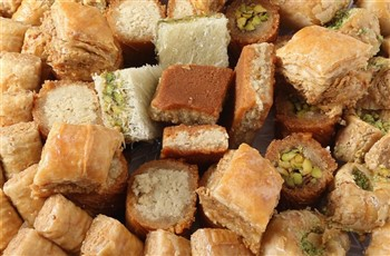Mixed Baklawa