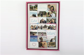 Canvas Wood Frame